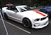 Performance White 2008 Roush Speedster Mustang coupe