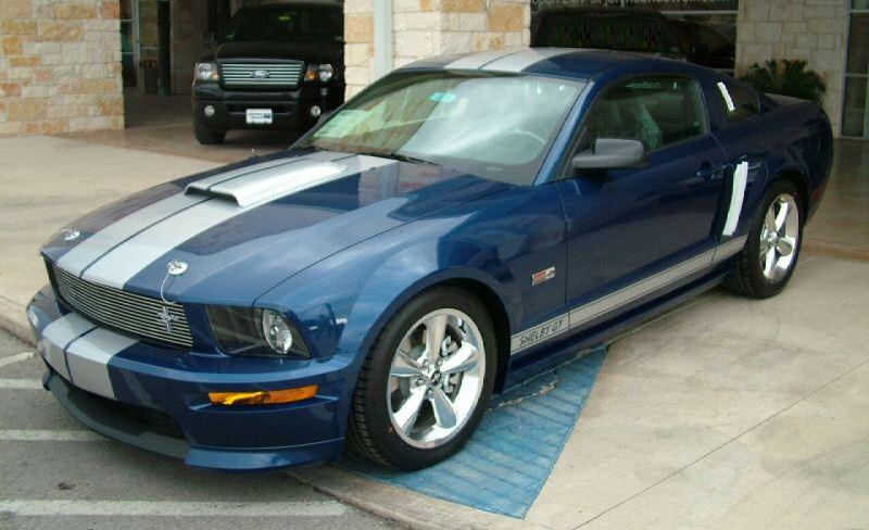 2008 ford mustang shelby gt 2d coupe horsepower. Black Bedroom Furniture Sets. Home Design Ideas