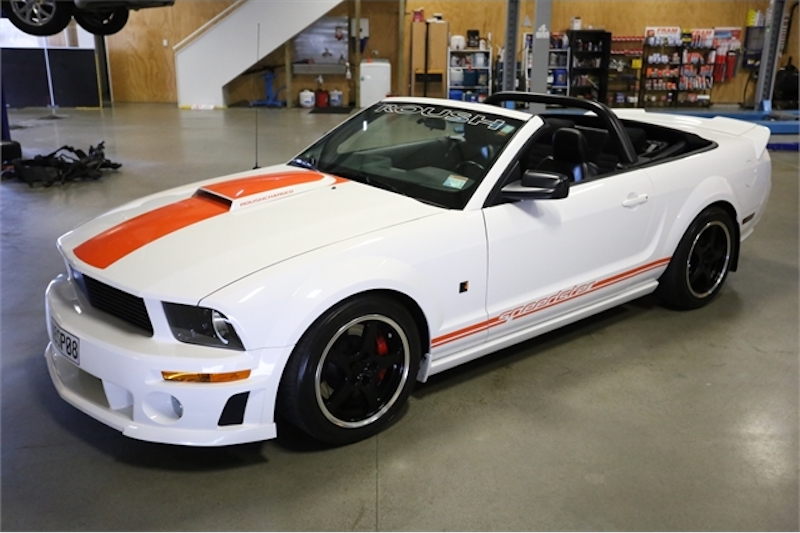 2008 Roush Speedster