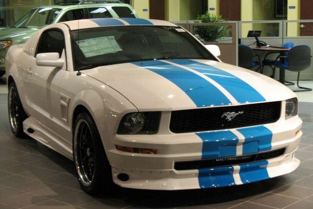 2008 Mustang Sherrod