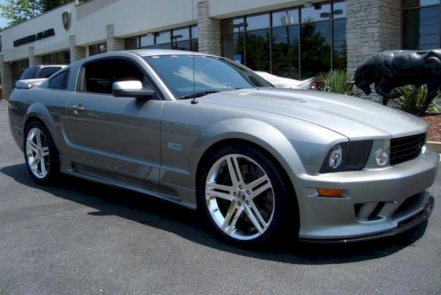 2008 ford mustang saleen s302e. Black Bedroom Furniture Sets. Home Design Ideas