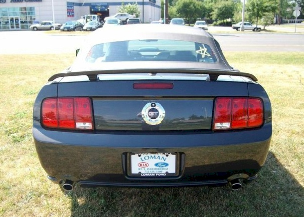 Alloy 2009 Mustang GT Convertible