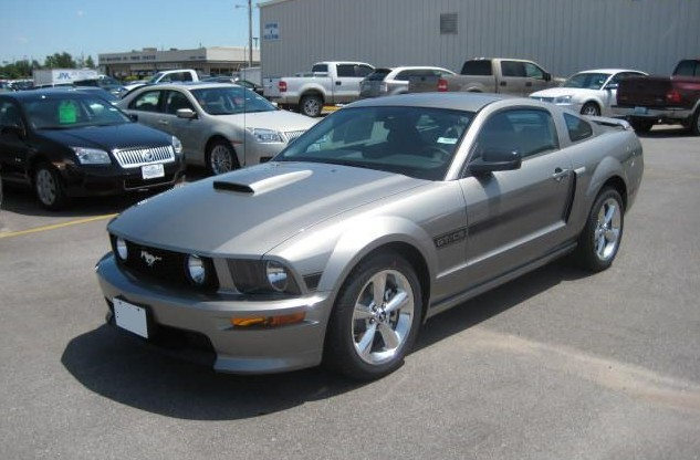 2009 Gt Options Package