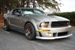 Vapor Silver 09 Roush P-51B Supercharged Mustang Coupe