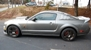 Vapor Silver 2009 Roush P-51B Supercharged Mustang Coupe