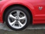 18 inch polished aluminum Mustang wheels