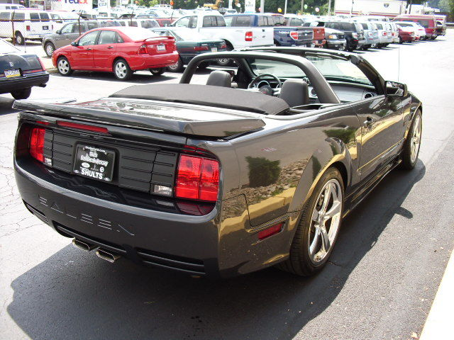 Alloy 2009 Mustang Saleen Convertible