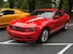 Torch Red 2009 Custom Mustang V6 Coupe