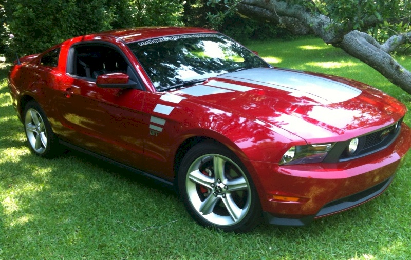 2010 Gt Options Package