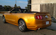 Sunset Gold 2010 Mustang GT convertible