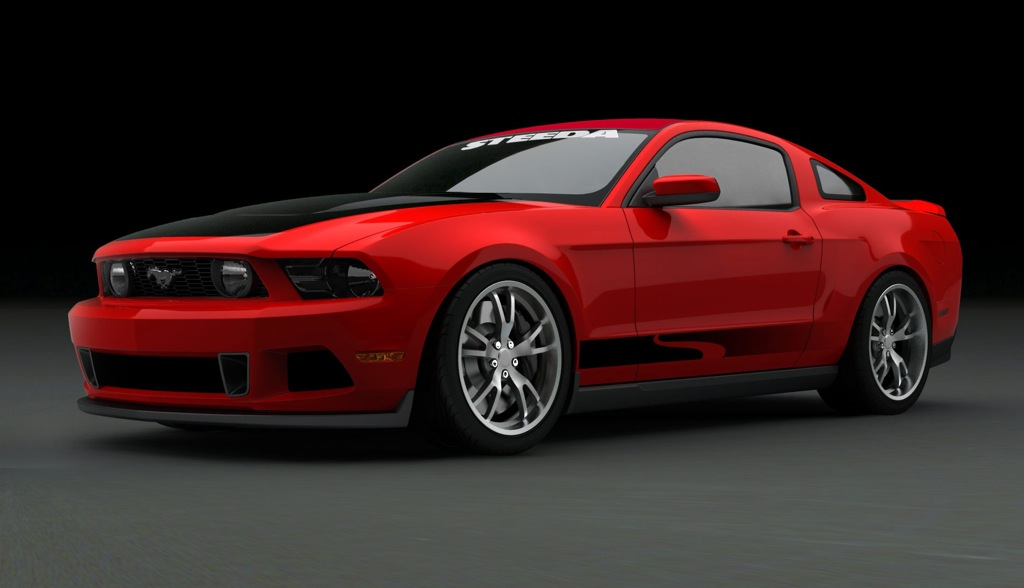 2010 Mustang Paint Colors