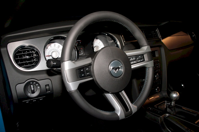 Soft Dash 2010 Mustang GT