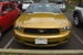 Sunset Gold '10 Mustang V6 Convertible