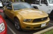 Sunset Gold 2010 Mustang V6 Convertible