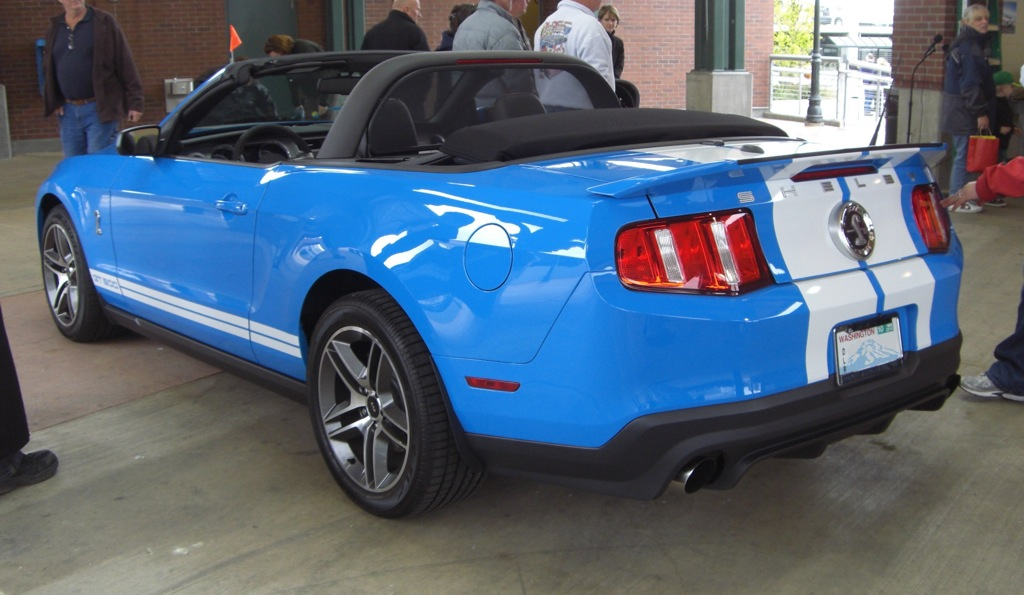 Grabber Blue 2010 Mustang Grabber Blue 10 Mustang Shelby