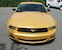 Yellow Blaze 2011 Mustang V6 Coupe