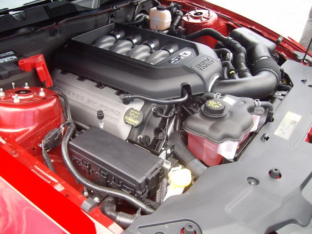 2011 Ford Mustang 5.0L V8 Engine