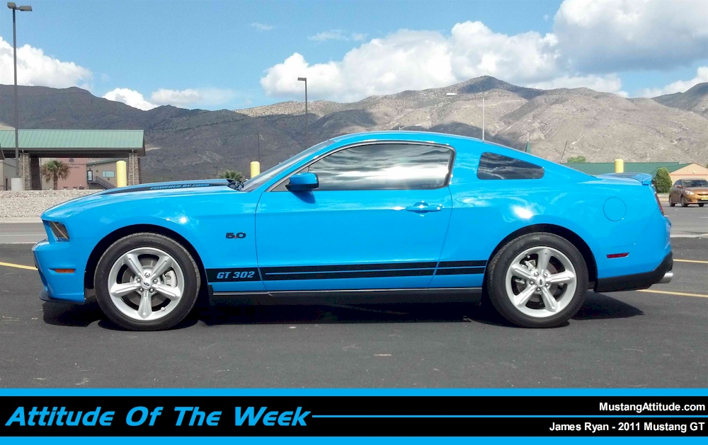 2011 Gt Options Package