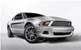 Ingot Silver 2011 Mustang Club of America V6 Coupe