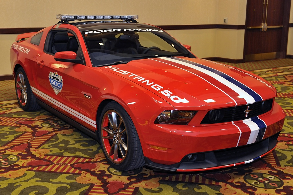 2011 Daytona 500 Pace Car