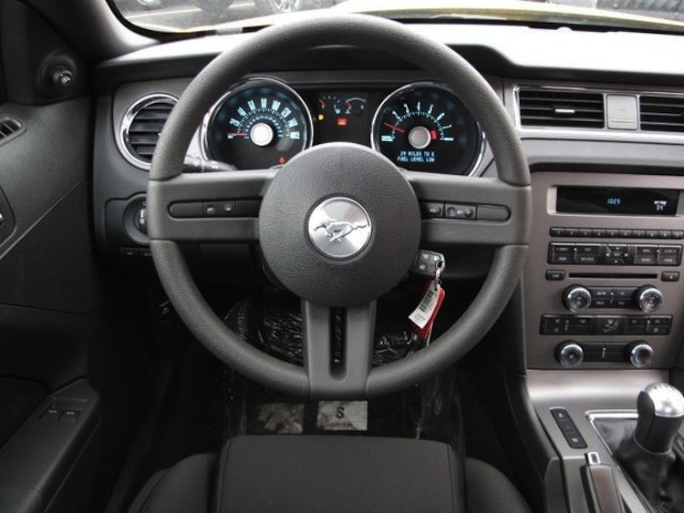 Yellow Blaze 2012 Ford Mustang Coupe Mustangattitude Com