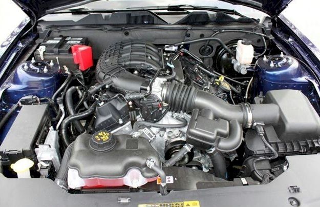 All Mustang Engines by Cubic Inch at MustangAttitude.com
