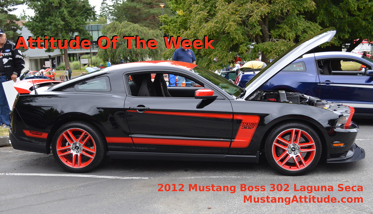 black 2012 boss laguna seca ford mustang coupe photo detail. Black Bedroom Furniture Sets. Home Design Ideas