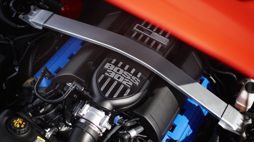 2012 Boss 302 412hp 302ci V8 Engine