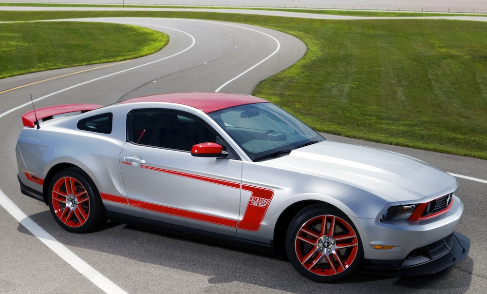 ingot silver 2012 boss laguna seca 302 ford mustang coupe photo detail. Black Bedroom Furniture Sets. Home Design Ideas
