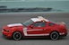 Race Red 2012 Mustang Boss 302 Coupe Pace Car