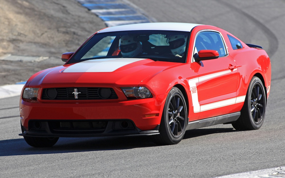 race red 2012 boss 302 ford mustang coupe photo detail. Black Bedroom Furniture Sets. Home Design Ideas