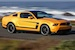 Yellow Blaze '12 Mustang Boss 302 Coupe