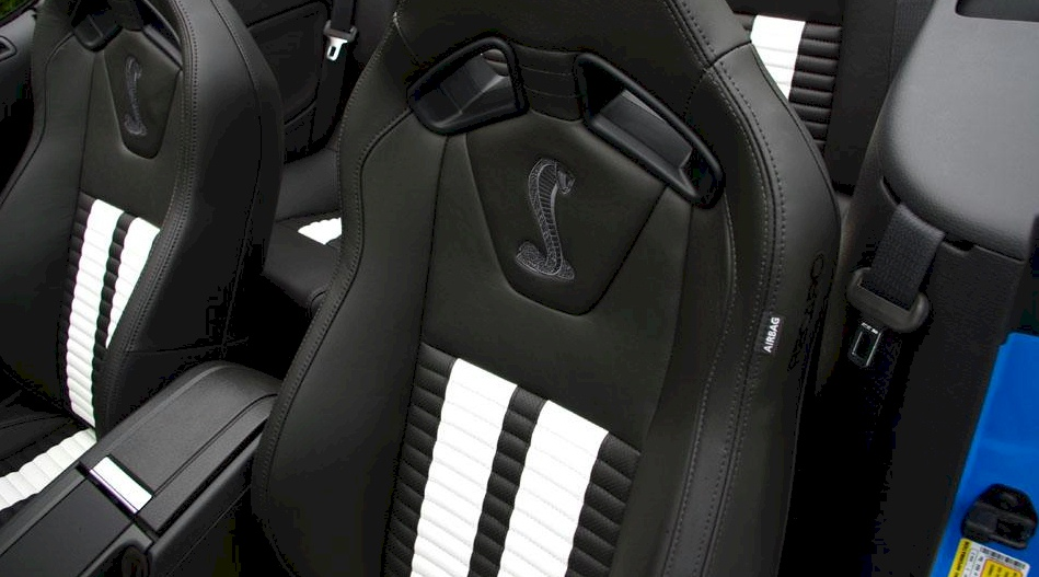 2012 Shelby GT500 Interior