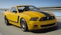 School Bus Yellow 2013 Mustang Laguna Seca Boss 302 Coupe
