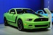 Gotta Have it Green 2013 Mustang Boss 302