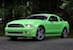 Gotta Have it Green 2013 Mustang MCA V6