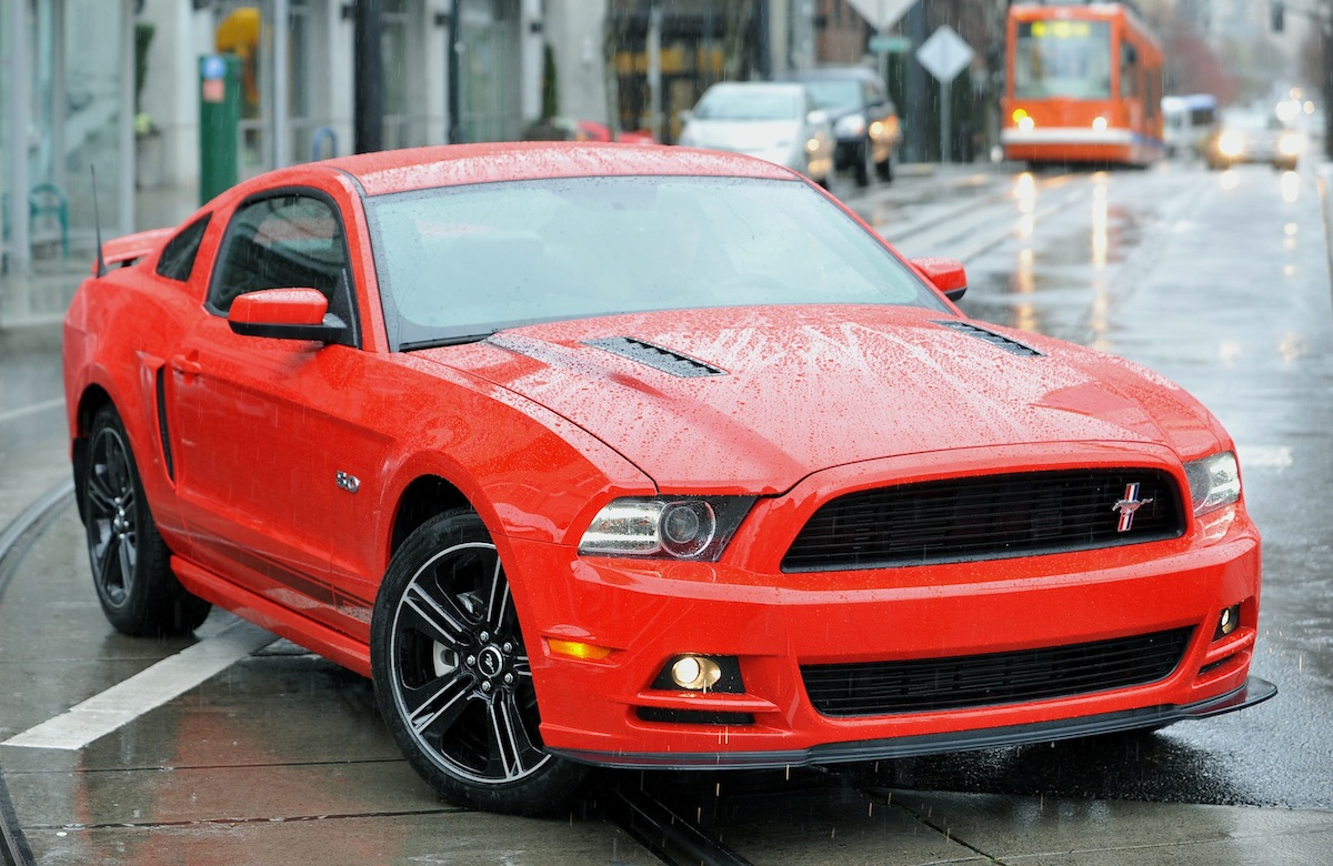 2013 Ford Mustang CS GT