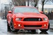 Race Red 13 GT/CS Mustang coupe