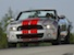 Ingot Silver 2013 SVT Shelby GT500 Mustang Convertible