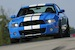 Grabber Blue 2013 Shelby GT500 Mustang coupe