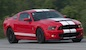 Race Red 2013 Shelby GT500