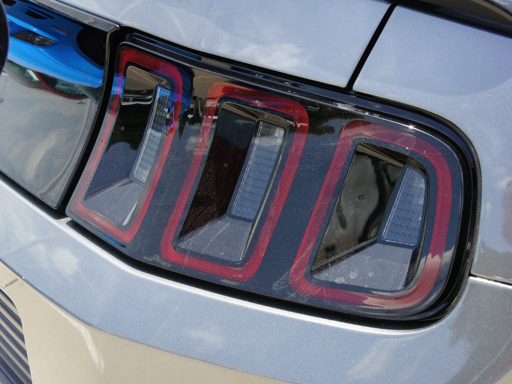 2014 Mustang tail lights