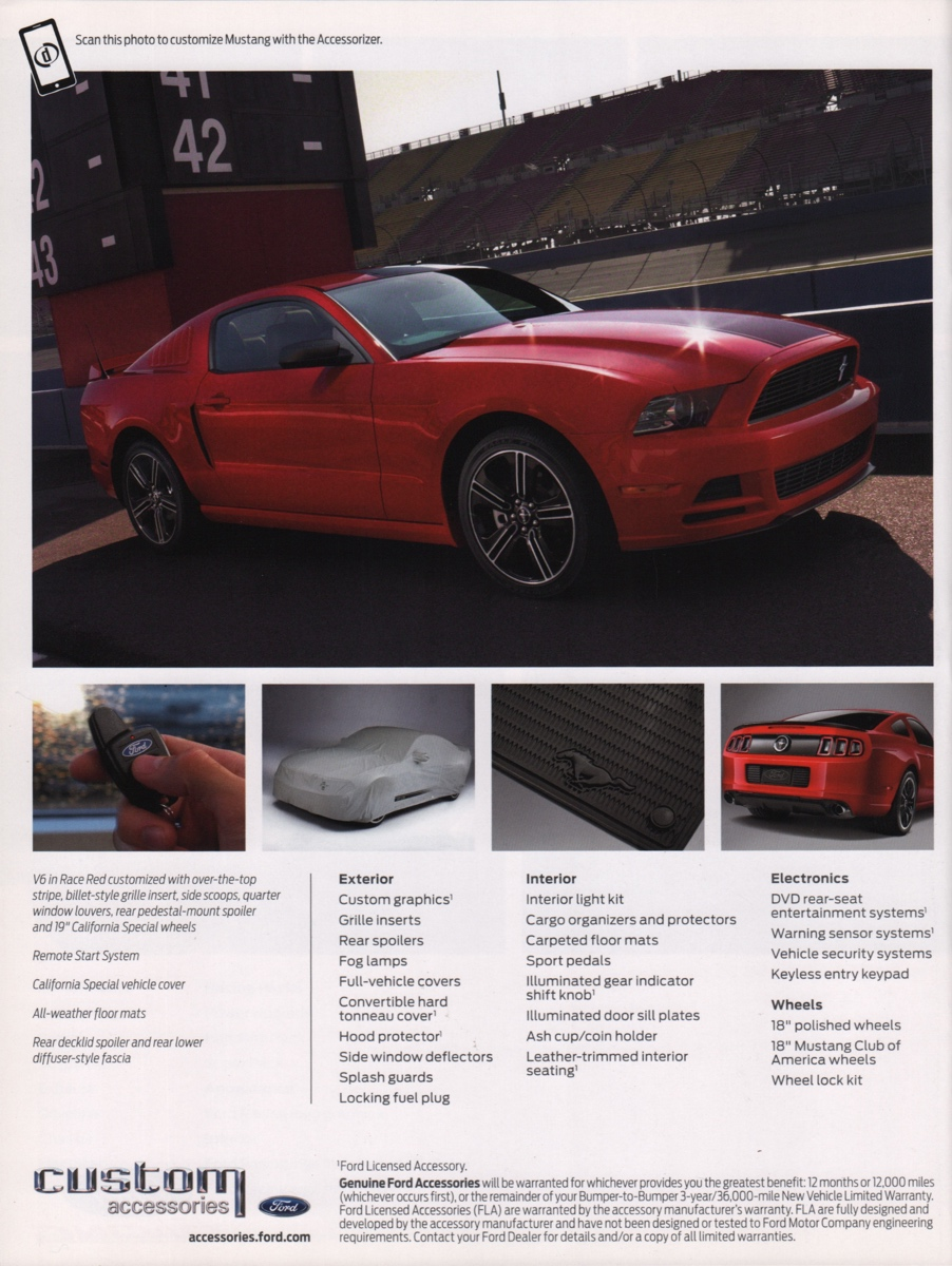 2014 Mustang Yearly Sales Autos Post