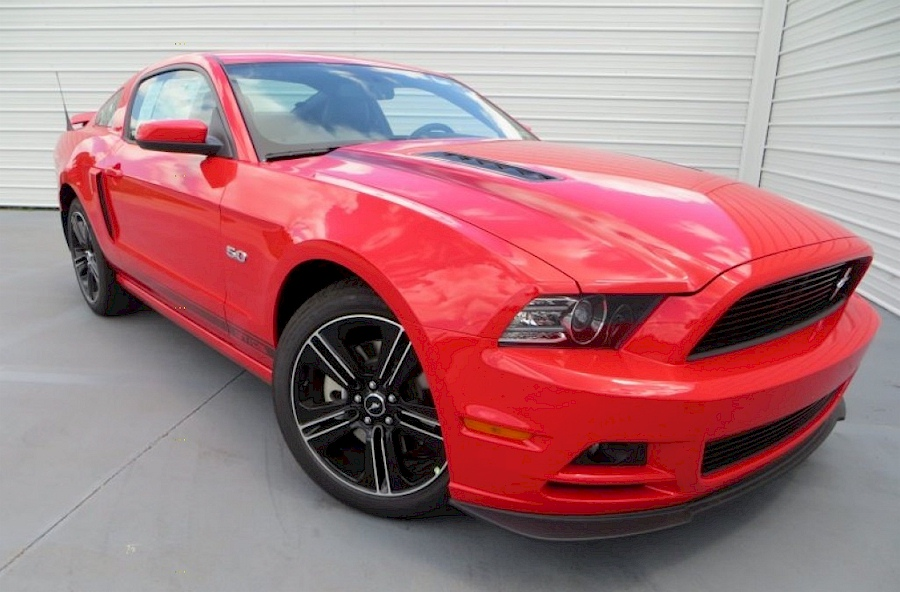 2014 Ford Mustang Hood 2013 2014 Ford Mustang Rally Double