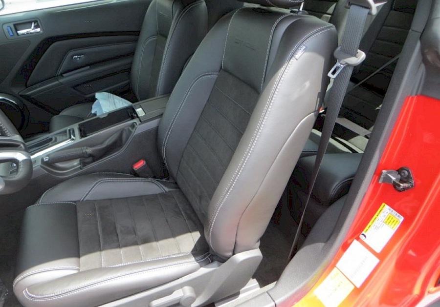 2014 Mustang GT/CS Interior