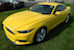 2015 Triple Yellow Mustang GT