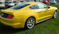Triple Yellow 2015 Mustang GT