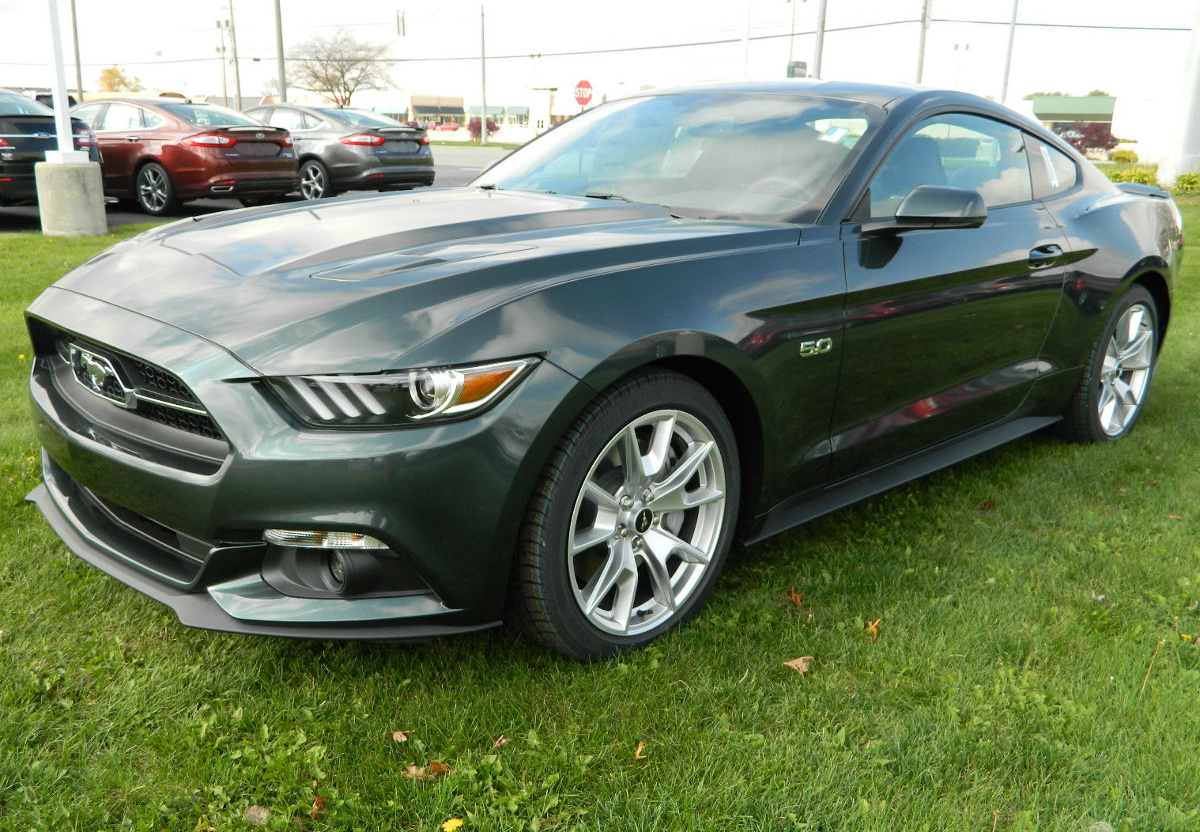 2015 mustang guard color guard 2015 ford mustang gt coupe