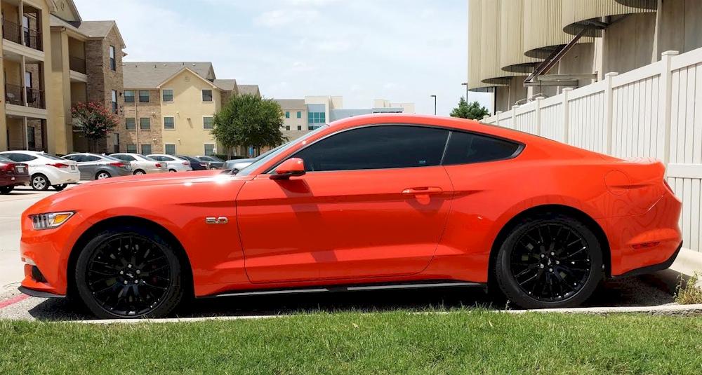 Orange 2015 Mustang >> Competition Orange 2015 Ford Mustang Gt Fastback Mustangattitude