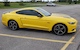 Triple Yellow 2016 Mustang GT California Special